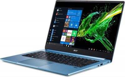Ноутбук Acer Swift SF314-57G-519K i5-1035G1/MX350 2Gb DDR5/1.19 кг (NX.HUGER.001) фото 1