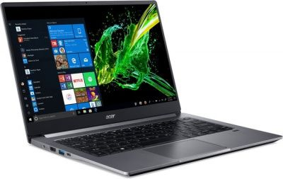Ноутбук Acer Swift SF314-57G-70NQ i7-1065G7/MX350 2Gb DDR5/1.19 кг/Iron (NX.HUKER.001) фото 2