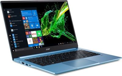 Ноутбук Acer Swift SF314-57G-519K i5-1035G1/MX350 2Gb DDR5/1.19 кг (NX.HUGER.001) фото 2
